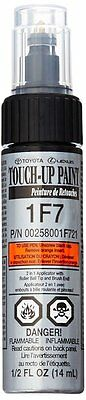Genuine Toyota 00258-001F7 21 Classic Silver Mica Touch Up Paint Pen 44 fl oz