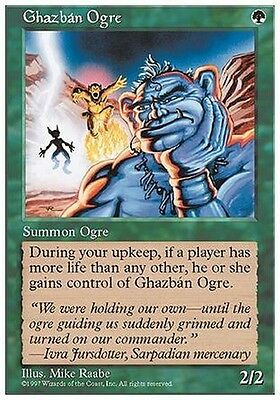 4x Ogre di Ghazban - Ghazban Ogre MTG MAGIC 5E 5th Edition Eng/Ita