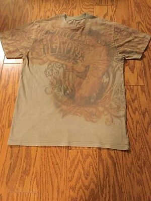 Officially Licensed Jimi Hendrix Medium T-shirt Circa 2007 Psychedelic