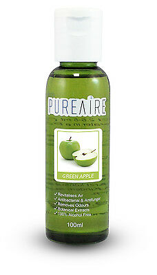PureAire Green Apple 100ml Fragrance Essence for Air Purifier Anti Bacterial