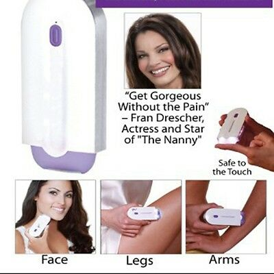 Electric Lady Hair Remover Instant & Pain Free Epilator Hair Body Removal Shaver