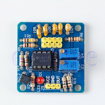 NE555 Pulse Frequency Adjustable Module Square Wave Signal Generator K6