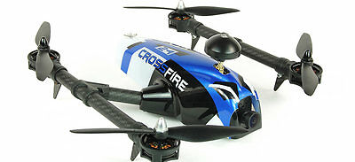 Ares Crossfire 250 Fpv Racing Quad / Drone  AZSZ2802A