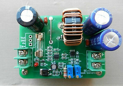 DC-DC 600W 10-60V to 12-80V Boost Converter Step-up Module Power Supply New
