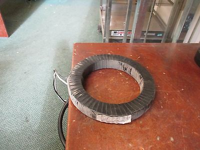 WICC Current Transformer E2500L48 Ratio 2500:5A 0.6Kv 50-400Hz Used