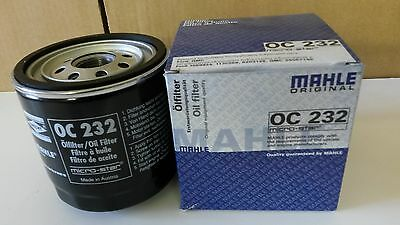 Ford Transit Connect 1.8 TD TDDi TDCi 1753cc Oil Filter Genuine Mahle 2002-2013