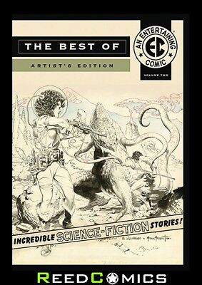 BEST OF EC ARTIST EDITION VOLUME 2 HARDCOVER by Al Williamson New Boxed Sealed