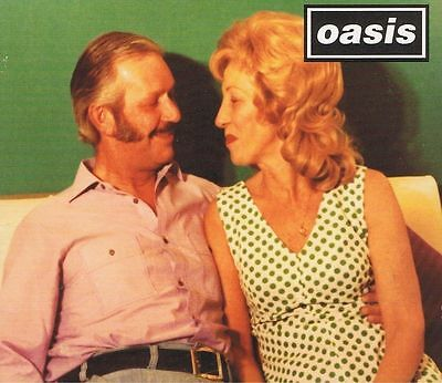 OASIS Stand By Me CD Single Creation 1997 EX