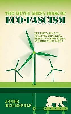 The Little Green Book of Eco-fascism - New Paperback Book