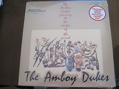Amboy Dukes - Journey To The Center Of The Mind - Lp Reissue Mint Nuevo