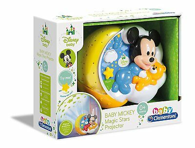 Clementoni Disney Baby Mickey Magical Stars Projector