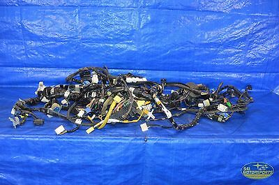 2005 Subaru Impreza Wrx Under Dash Wiring Harness 05