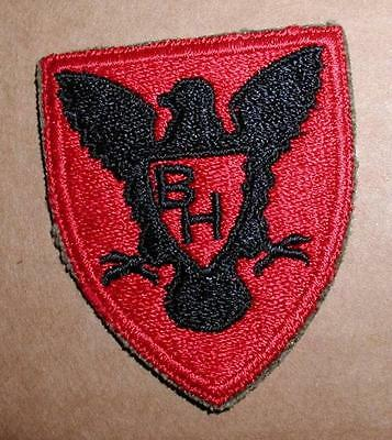 WW2 ERA US ARMY EIGHTY-SIXTH (86th) DIVISION PATCH