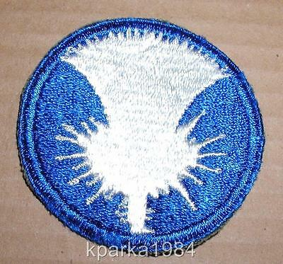 WW2 ERA ONE HUNDRED FORTY-FIRST (141st) INFANTRY DIVISION PATCH - GHOST UNIT