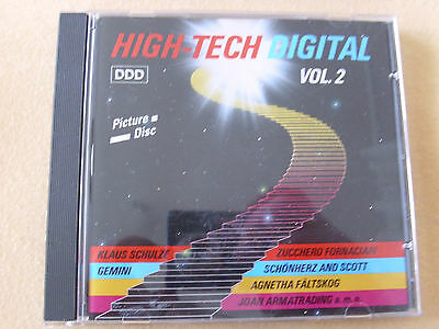 High-Tech Digital 2- Limited Edition Picture Disc- POLYPHON