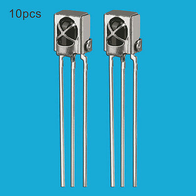 10 PCS Universal IR Infrared Receiver 38Khz Infrared Sensor For Arduino Remote