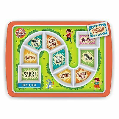 NEW Fred Dinner Winner Super Hero Kid's Dinner Tray