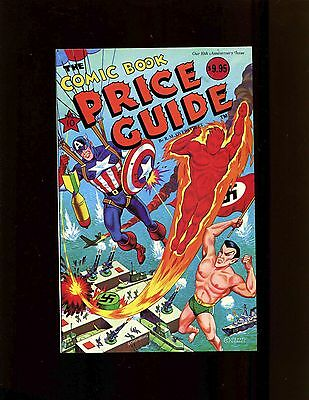 Overstreet Comic Book Price Guide #10 1980 SC (Softcover) VFNM Schomburg Cover