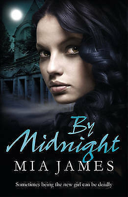 By Midnight: A Ravenwood Mystery by Mia James (Paperback, 2011) New Book
