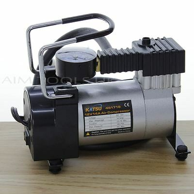451719 12V 14A Heavy Duty Volume Air Compressor Car Tyre Inflator 150PSI