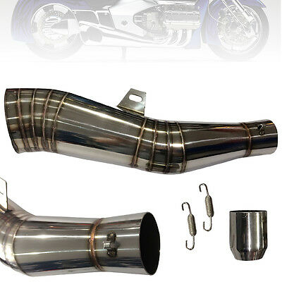UK Universal 38-51mm Motorcycle GP Exhaust Muffler Silencer with DB-Killer