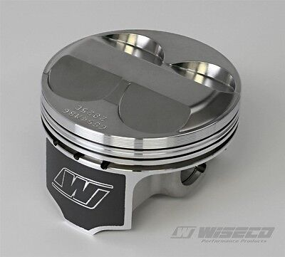 WISECO Pistons PTS522AS Chevy BBC 454 4.250b 4.250s 6.385s 21cc 10.8:1