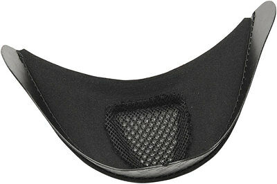 ICON Replacement Chin Curtain for Airframe Pro Helmets (Black)