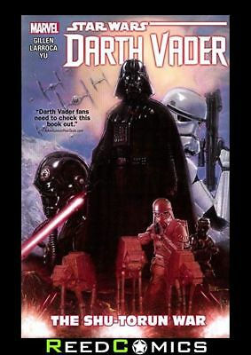 STAR WARS DARTH VADER VOLUME 3 SHU TORUN WAR GRAPHIC NOVEL New Paperback