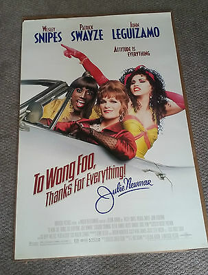 To Wong Foo Thanks For Everything Julie Newmar Original One Sheet Movie Poster