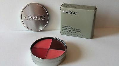 Cargo Lip Gloss Quad New and boxed Oceania