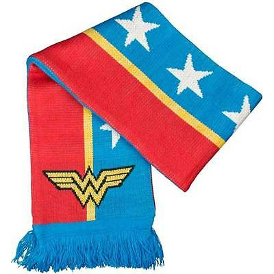 Wonder Woman - Scarf NEW