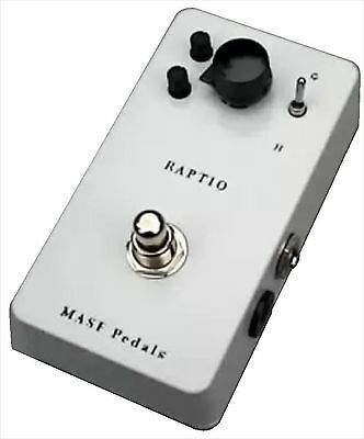 New MASF Guitar Effect Raptio Glitch Delay Hold Pedals F/S from JAPAN