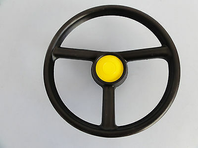 Pedal Car Steering Wheel Tri-ang ~ Black