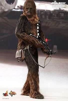 Star Wars Episode IV 1:6 Chewbacca Figure Hot Toys - Official