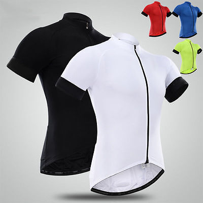 Short sleeve New Bike Bicycle men's team outdoor cycling jersey 2016
