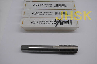 S 1pcs 1//2-32 UNF HSS TAP TAPS Right helix Inch MACHINE TAP Superior quality