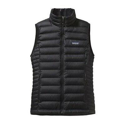 Patagonia Women's Down Insulated Sweater Vest - Black
