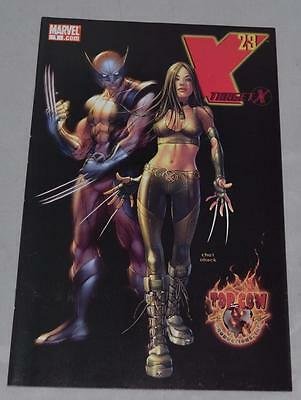 X-23 Target X #1 Top Cow Mike Choi  Online Variant 2007