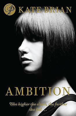 Ambition: A Private Novel by Kate Brian (Paperback, 2009) New Book