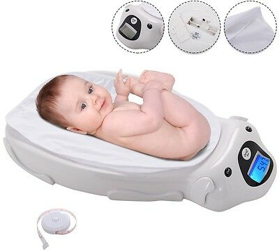 Baby Infant Scale Weight Toddler Grow Health Electronic Meter Digital Veterinary