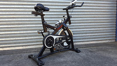 New Commercial Pro-101 Spin Exercise Bike Home Gym Fitness - BLACK SERIES