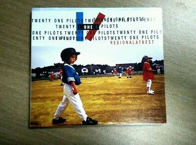 twenty one pilots regional at best cd hard to find � cad