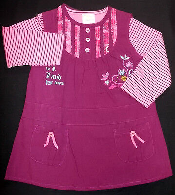 Dizzy Daisy baby dress top outfit set 6-12 month
