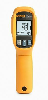 Fluke 62 MAX Plus Infrared Thermometer -30C to 650C (-22F to 1202F) 62MAX+