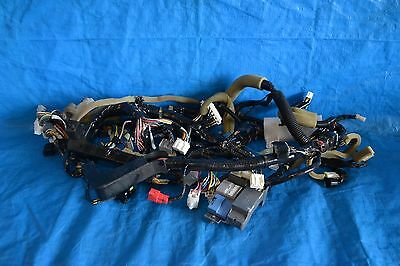 2006 Mitsubishi Lancer Evolution Oem Dash Main Wire Harness Evo9 06 Evo