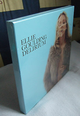 ELLIE GOULDING Delirium SIGNED LIMITED EDITION Heavyweight Double Vinyl Boxset