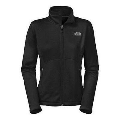 The North Face Women's Agave Hardface Fleece Jacket - Black