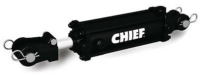 """Chief Tcr Rephasing Cylinder: 4"""" Bore X 8"""" Stroke - 1.375"""" Rod"""