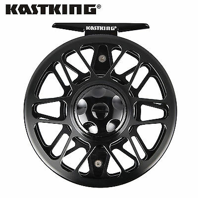 KastKing Kobuk Waterproof Fly Fishing Reels 3/4 5/6 7/8 9/10 Saltwater Fly Reels