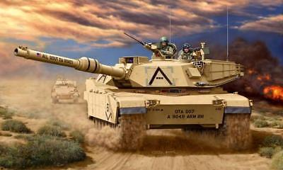 Revell M1A1 Abrams  RV-03112